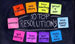 What's your 2015 resolution?