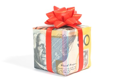 Is your deposit a gift from relatives?
