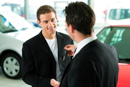 Previously bankrupt and need a car loan?