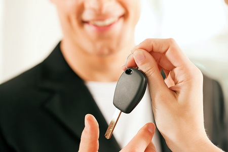 Had time off work and need a car loan for your business?