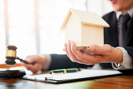 Buying a property from your ex during a divorce